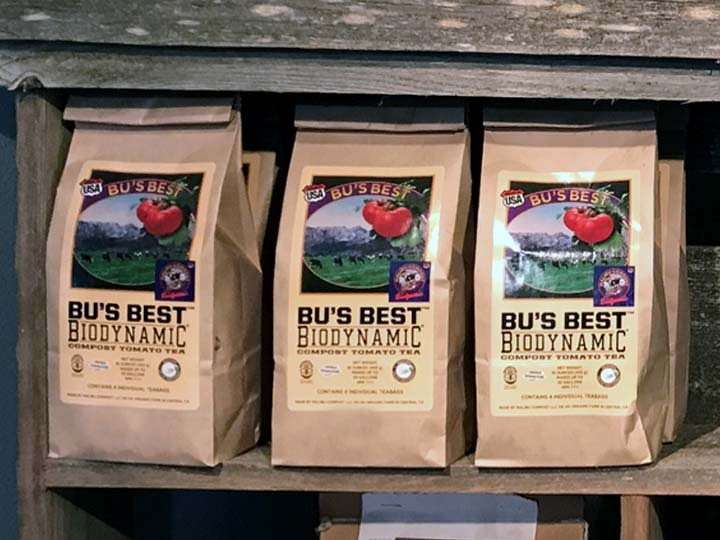 Bu's Brew Biodynamic Compost Tea