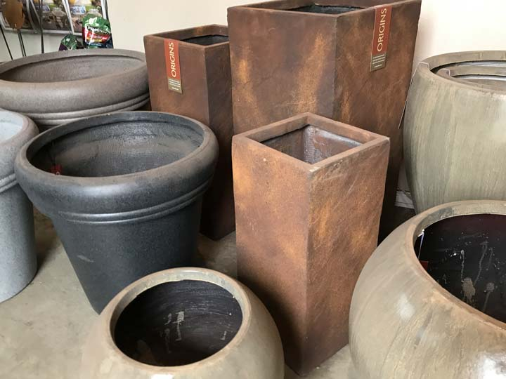 NW Landscape Supply - pots