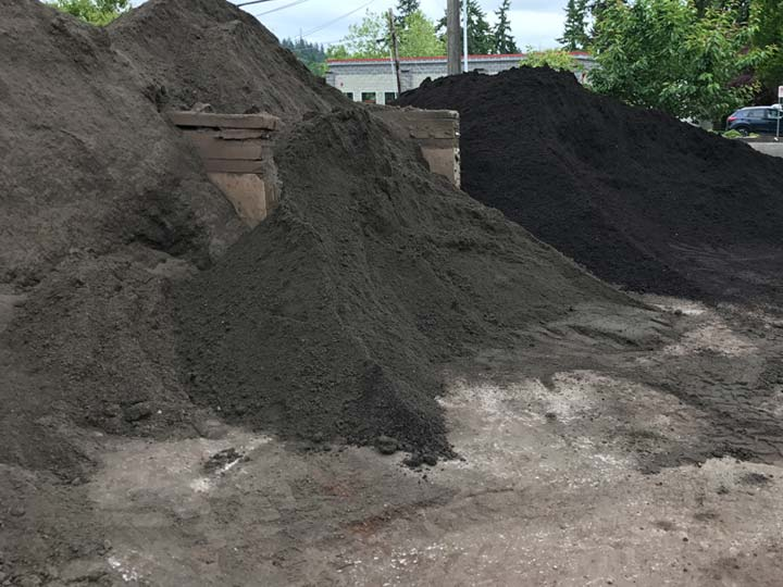NW Landscape Supply - topsoil and compost